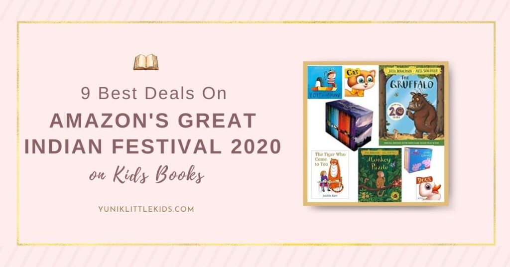 Best Deals on Kids Books