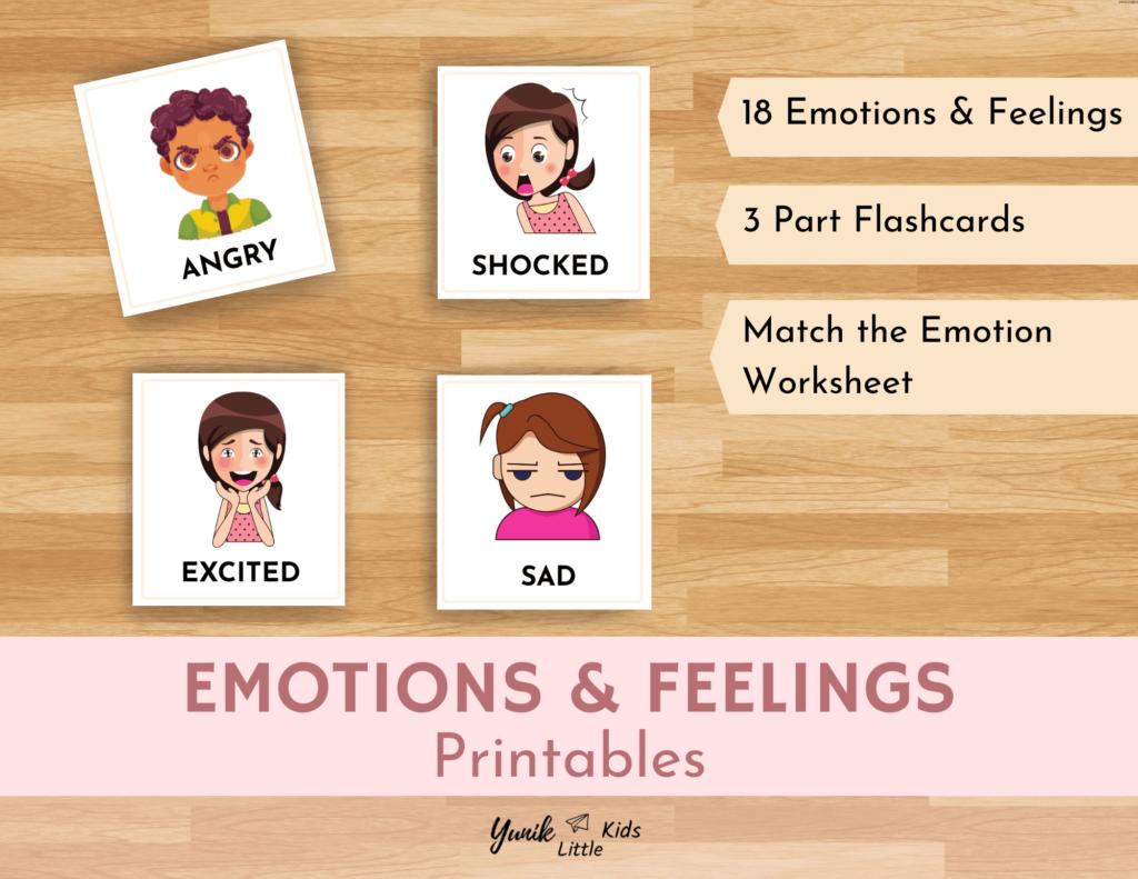 Emotions & Feelings